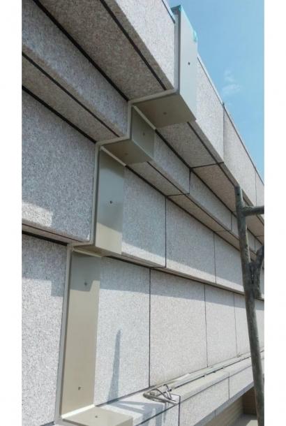 台南富信飯店外牆伸縮縫工程
